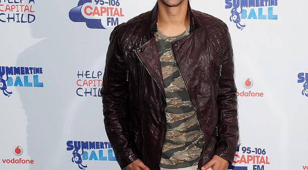 Marvin Humes would like to do more TV presenting