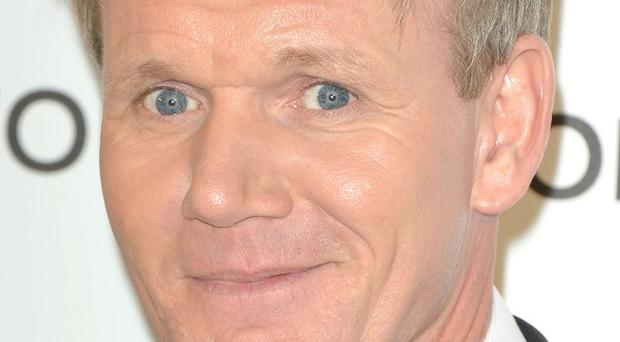 Gordon Ramsay will feature in a US cartoon