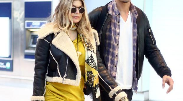 Fergie and Josh Duhamel welcomed their first child in August