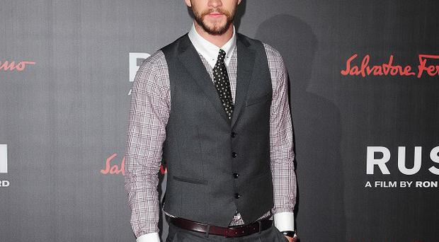 Liam Hemsworth has been pictured kissing Mexican star Eiza Gonzalez