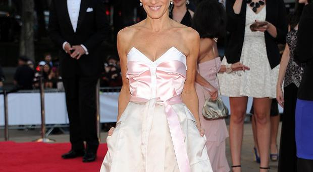 Sarah Jessica Parker hosted the New York City Ballet 2013 gala