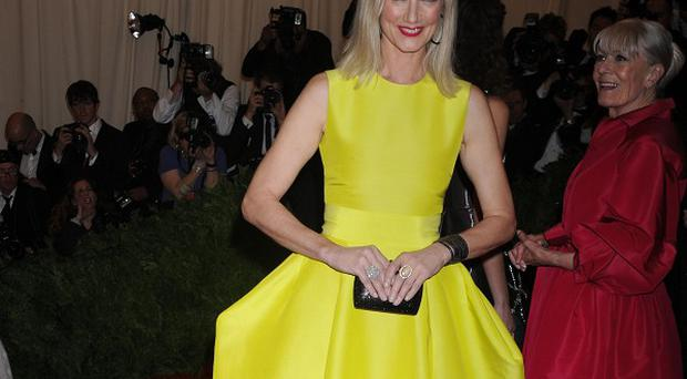 Joely Richardson struggled to come to terms with her sister's death