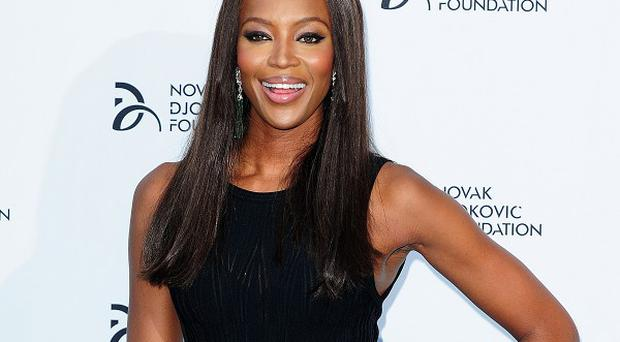 Naomi Campbell mentored Kate Moss when she was starting out as a model