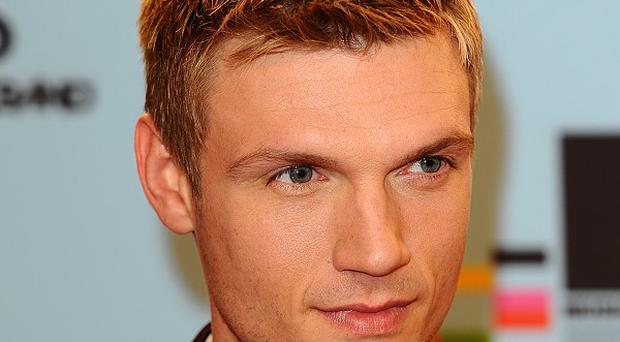 Nick Carter has spoken about the death of his sister