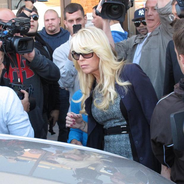 Dina Lohan pleaded not guilty to drink driving charges