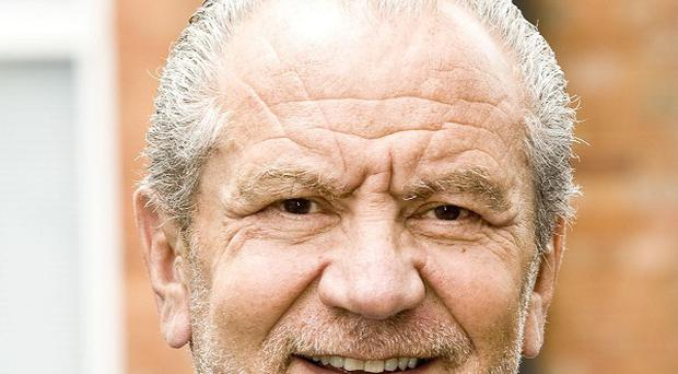 Lord Sugar has launched a counter claim against Stella English