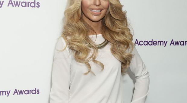 Katie Piper launched the Katie Piper Foundation to raise awareness of the plight of victims of burns and other disfigurement injuries