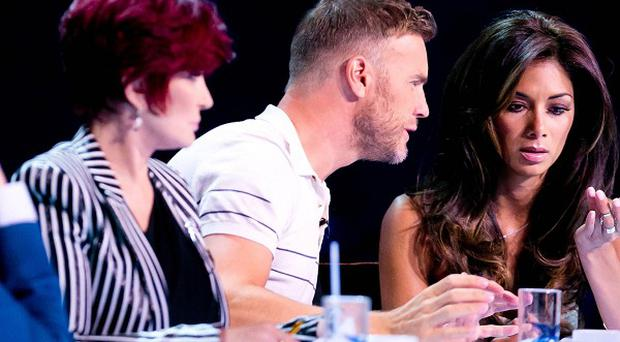 The X Factor judges now know which category they will be mentoring