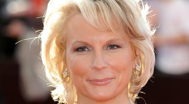 Jennifer Saunders was diagnosed with breast cancer in 2009
