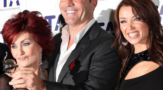 Sharon Osbourne told Simon Cowell that she couldn't handle working with Dannii Minogue on The X Factor