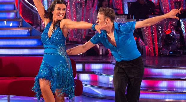 The pressure of Strictly Come Dancing is keeping Susanna Reid awake