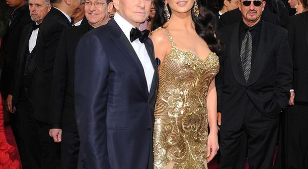 Michael Douglas and wife Catherine Zeta-Jones are said to be trying to resolve their marriage problems