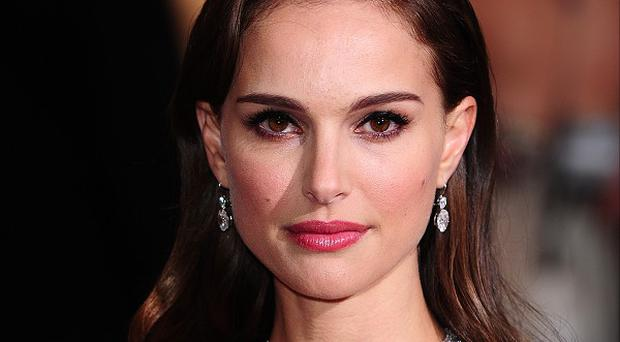Natalie Portman has said being a mum is the hardest job