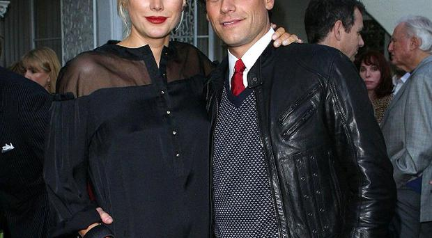 Ioan Gruffudd and Alice Evans have welcomed a second daughter