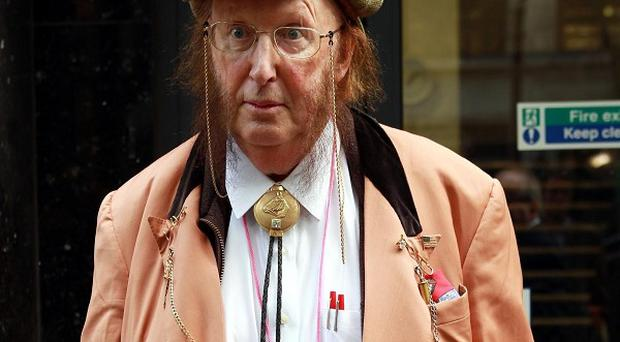 John McCririck believes he was sacked because of his age