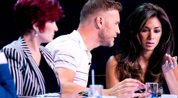 Louis Walsh, Sharon Osbourne, Gary Barlow and Nicole Scherzinger and their chosen acts will face a new 'flash vote'