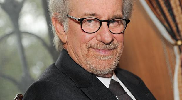 Steven Spielberg described George Clooney as 'the best kind of humanitarian'