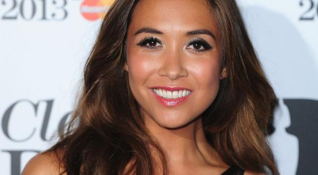 Myleene Klass has been spotted out with a new man