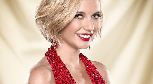 Rachel Riley is a contestant in this year's Strictly Come Dancing