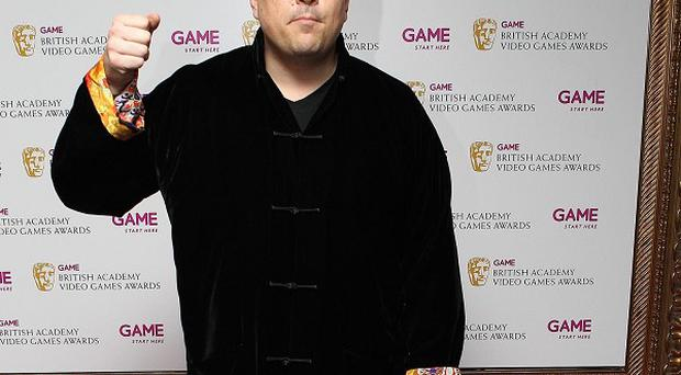Dom Joly's mum would rather he did something more serious for a living