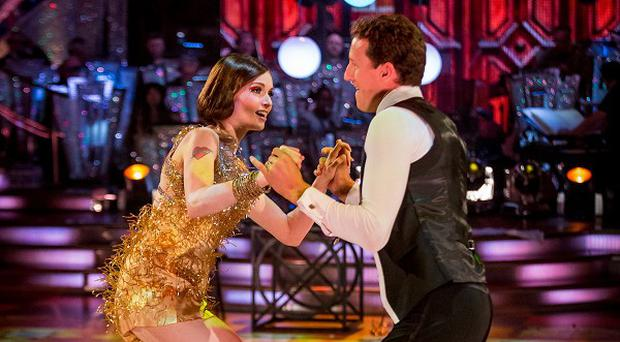 Singer Sophie Ellis-Bextor was compared to a heroine from the Great Gatsby
