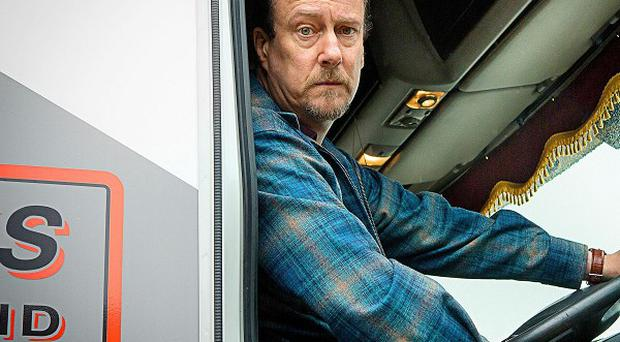 Stephen Tompkinson loved his role in Truckers