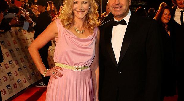 Lisa Faulkner and John Torode got together after the breakdown of both their marriages