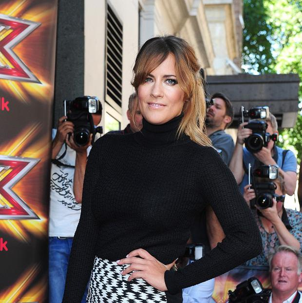 Caroline Flack has a new X Factor role