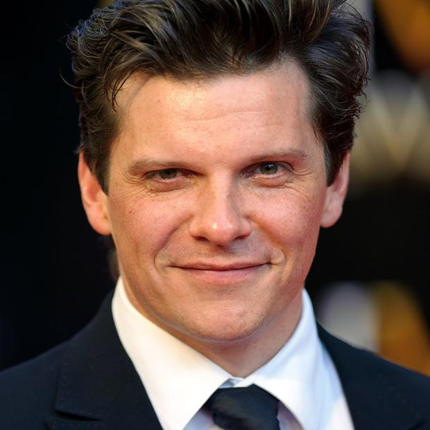 Nigel Harman's character in Downton Abbey was involved in a violent rape scene