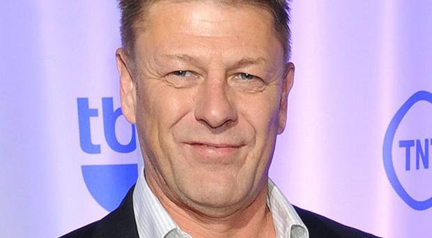 Sean Bean has been nominated for an International Emmy for his role in Accused