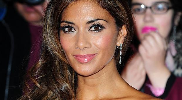Nicole Scherzinger presented an award at the Pride Of Britain ceremony