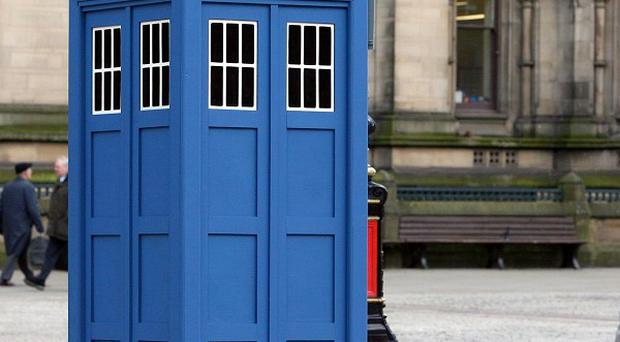 A string of programmes dedicated to Doctor Who include a 75-minute anniversary episode on BBC1
