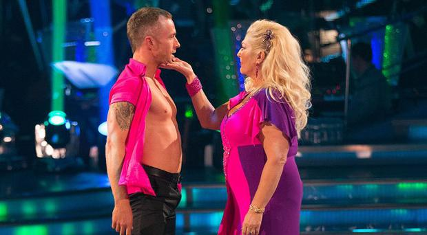 Vanessa Feltz says Strictly Come Dancing makes her self-conscious about her body