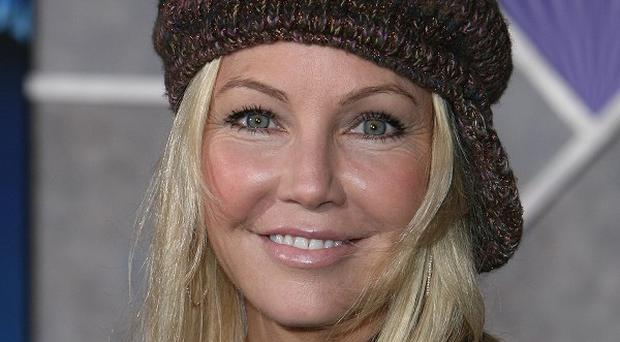 Heather Locklear celebrated her daughter's 16th birthday
