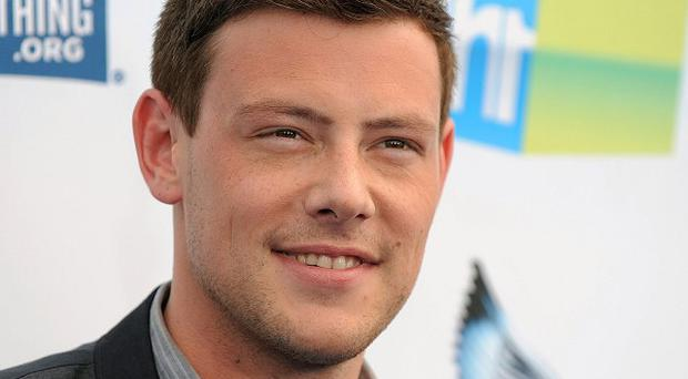 A Glee tribute to Cory Monteith has aired in the US