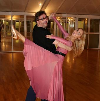 Mark Benton is hoping his smooth moves impress the Strictly audience
