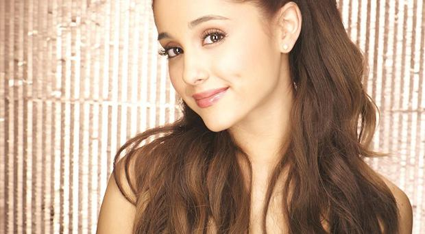 Ariana Grande is dating The Wanted's Nathan Sykes