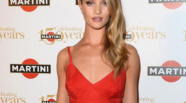 Rosie Huntington-Whiteley is Harry Styles top beauty pick