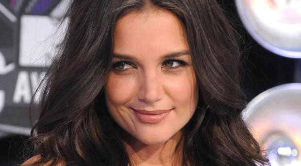 Katie Holmes was spotted dancing with Jamie Foxx