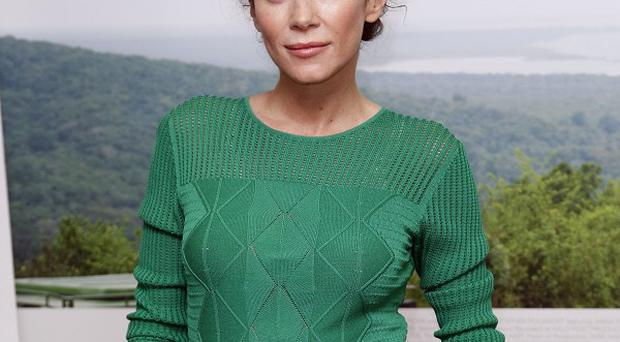 Anna Friel has made a short film, directed by Stephen Poliakoff, about endangered gorillas
