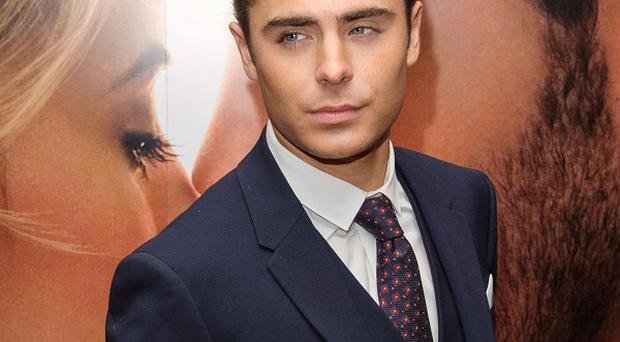 Zac Efron has said his family are his greatest support