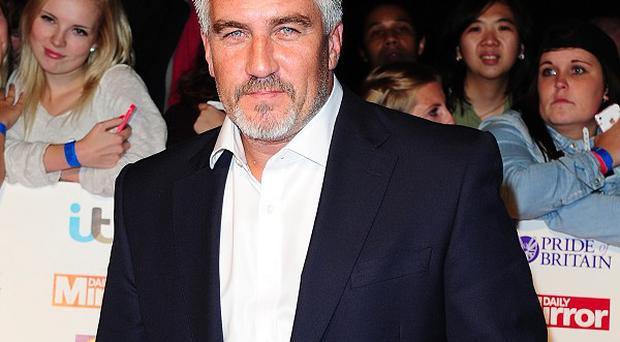 Paul Hollywood says bakers on his show are tested for how well they cope with criticism