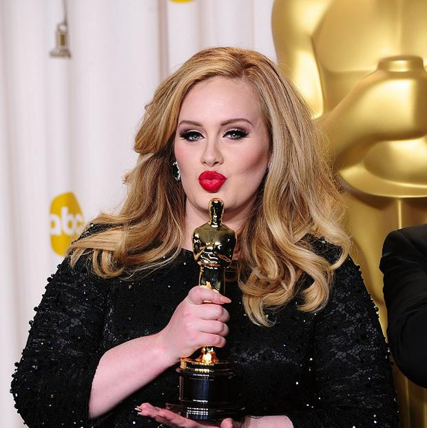 Adele now has a driving licence to add to her list of awards