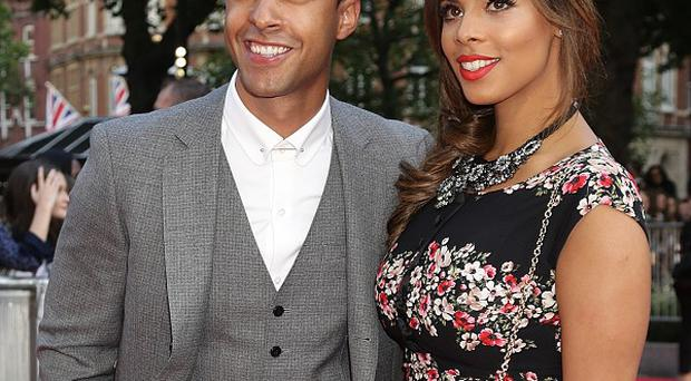 Marvin and Rochelle Humes had a double date with Aston Merrygold and Sarah Richards