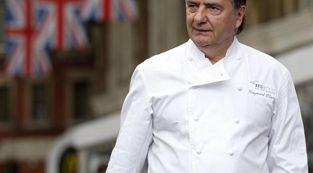 Raymond Blanc became embroiled in a spat with The Great British Bake Off finalist Ruby Tandoh