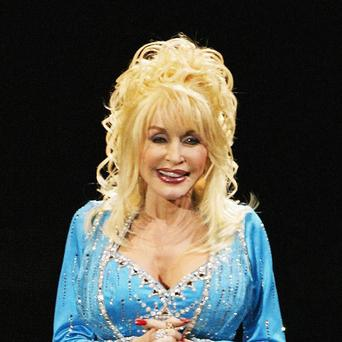 Dolly Parton described the car crash as a