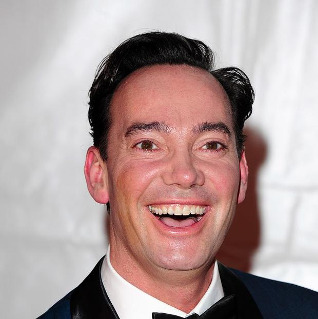 Craig Revel Horwood is feeling