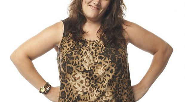 Sam Bailey has lost a stone since joining The X Factor