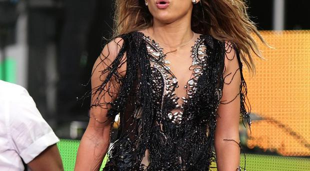 Jennifer Lopez refused to bow to pressure to change her shape