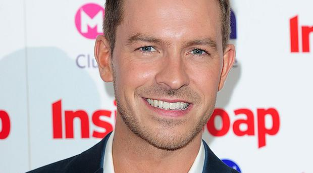 Ashley Taylor Dawson says he's too tall for the jive